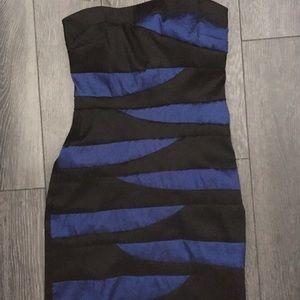 🌸5/$25 Strapless mini dress